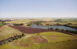 Mill Creek Dam near Walla Walla Washington