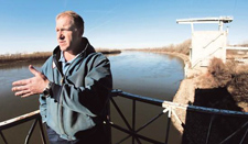 Discussing channel degradation of Missouri River in Kansas City - Associated Press