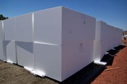 Example of geofoam blocks. Photo by r.i.c.h.
