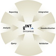 gINT enterprise diagram