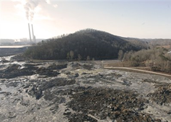 TVA Coal Ash Dam Failure