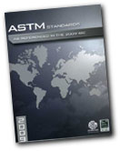 ASTM standards referenced in the 2009 International Building Code (IBC)