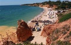 Portugal rockfall that killed one tourist