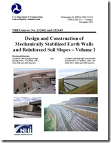 Design of Mechanically Stabilized Earth Walls and Reinforced Soil Slopes