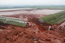 Hungary Bauxite Tailings Dam Failure
