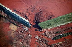 Kolontar Hungary Bauxite Tailings Dam Failure