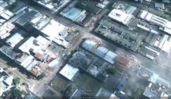 Post-earthquake imagery for the Christchurch, NZ Area from GeoEye