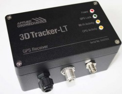 Applied Geomechanics 3D Tracker GPS monitoring device