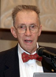 Robert V. Whitman, Sc.D., P.E., F.ASCE, passed away on Friday, February 25, 2012