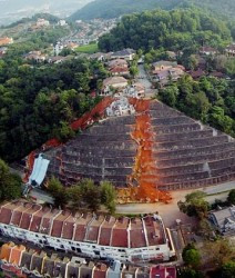 Dec 2012 Slope failure at Bukit Setiawangsa, Malaysia