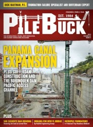 Panama Canal Cover Story in 2014 Volume 30 Issue 5