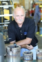 Ray Roussy, pioneer of the sonic drilling technique