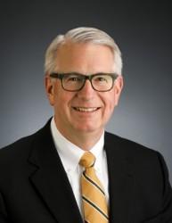 Steven Scherer, new President of Nicholson Construction Company