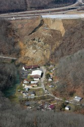 Marcy 2015 Slope Failure at Yaeger Airport in West Virginia