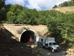 Pinkerton Tunnel