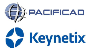 Keynetix Appoints PacifiCAD as a North American Specialist Partner