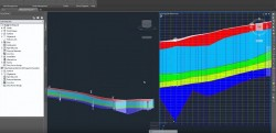 Fence Diagrams add a new perspective to 3D geotechnical Visualization