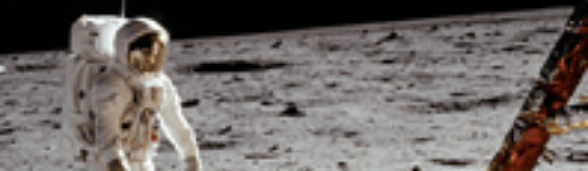 First Lunar Landing 40 Years Later and Stuck Spirit Rover