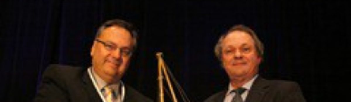 Coleman Named 2012 DFI Distinguished Service Award Recipient