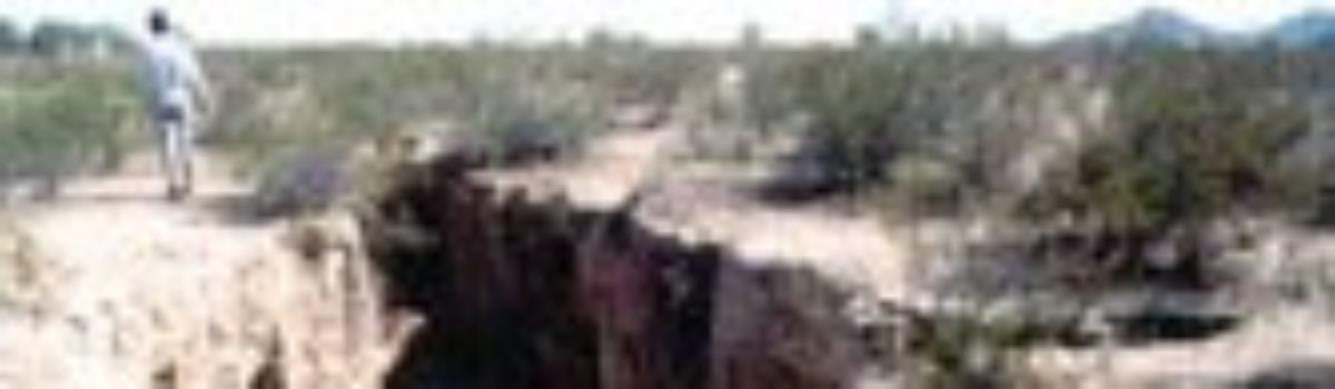 Embankment Dams in Fissure Risk Zones