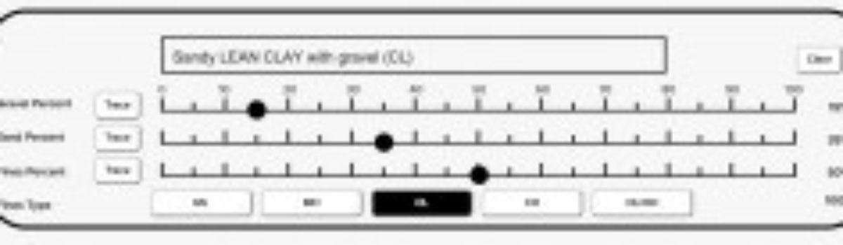 Free Online Soil USCS Calculator