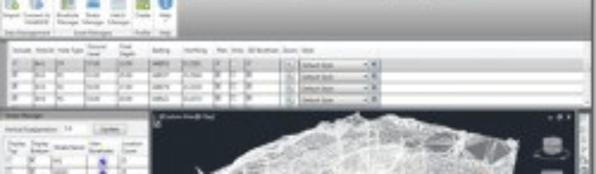 Geotechnical Module Add On for AutoCAD Civil 3D 2013