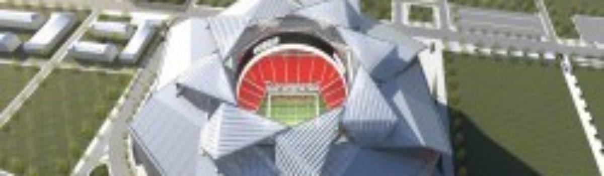 Hayward Baker to Provide Ground Improvement for New Atlanta Stadium Project