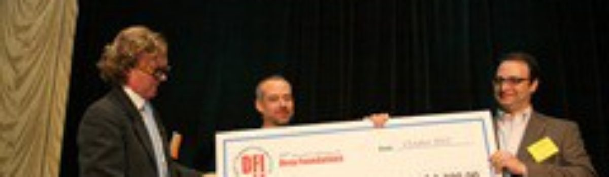 DFI Presents Inaugural Bermingham Innovation Award