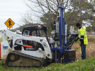 PalmettoINSITU, a S.C. based geotechnical drilling company