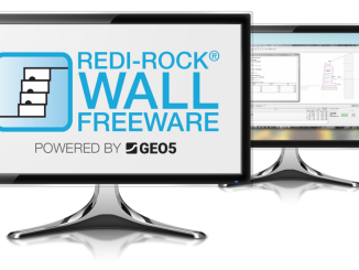 Redi-Rock Wall Freeware for Gravity Retaining Walls