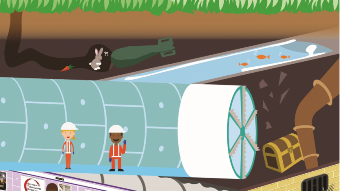 UK National Tunneling Day 2017