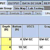gINT Professional Software screenshot