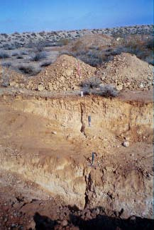 Figure 2: Uneroded Fissure