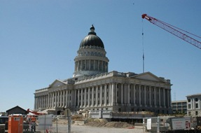Utah State Capital Seismic Base Isolation