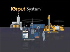 iGrout grouting system by Hayward Baker