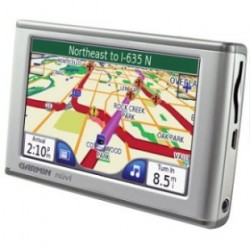Garmin Nuvi 670 GPS navigation unit