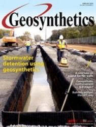 June 2010 Issue of Geosynthetics Magazine