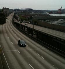 Seattle's Alaskan Way Viaduct