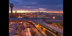 Phoenix Sky Harbor Airport Sky Train pronect