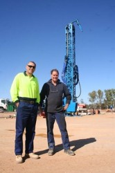Creators of the Globe Drill GT3000 Mobile Drill