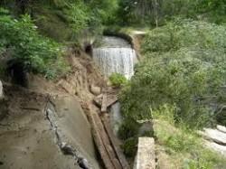 Logan Canal Landslide