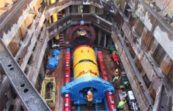 City of Portland microtunneling project