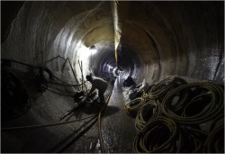 NYC water tunnel nears completion