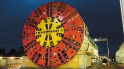 15m diameter TBM is the world's largest