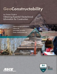 Geo-Institute's GeoConstructability Report