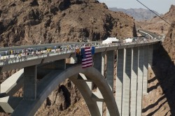 Hoover Dam Bypass Dedication