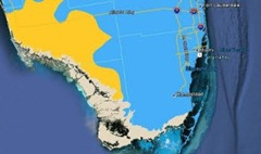 Geologic map of Southern Florida