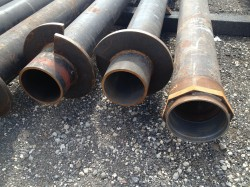 APE large diameter helical piles, a relatively new deep foundation alternative