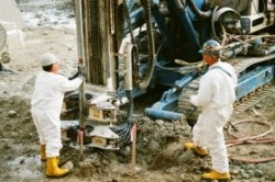 Contaminated soil remediation by Moretrench