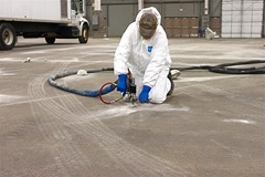 TerraThane concrete lifting